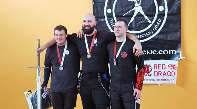 Irish Historical Fencing League (IHFL) 2017