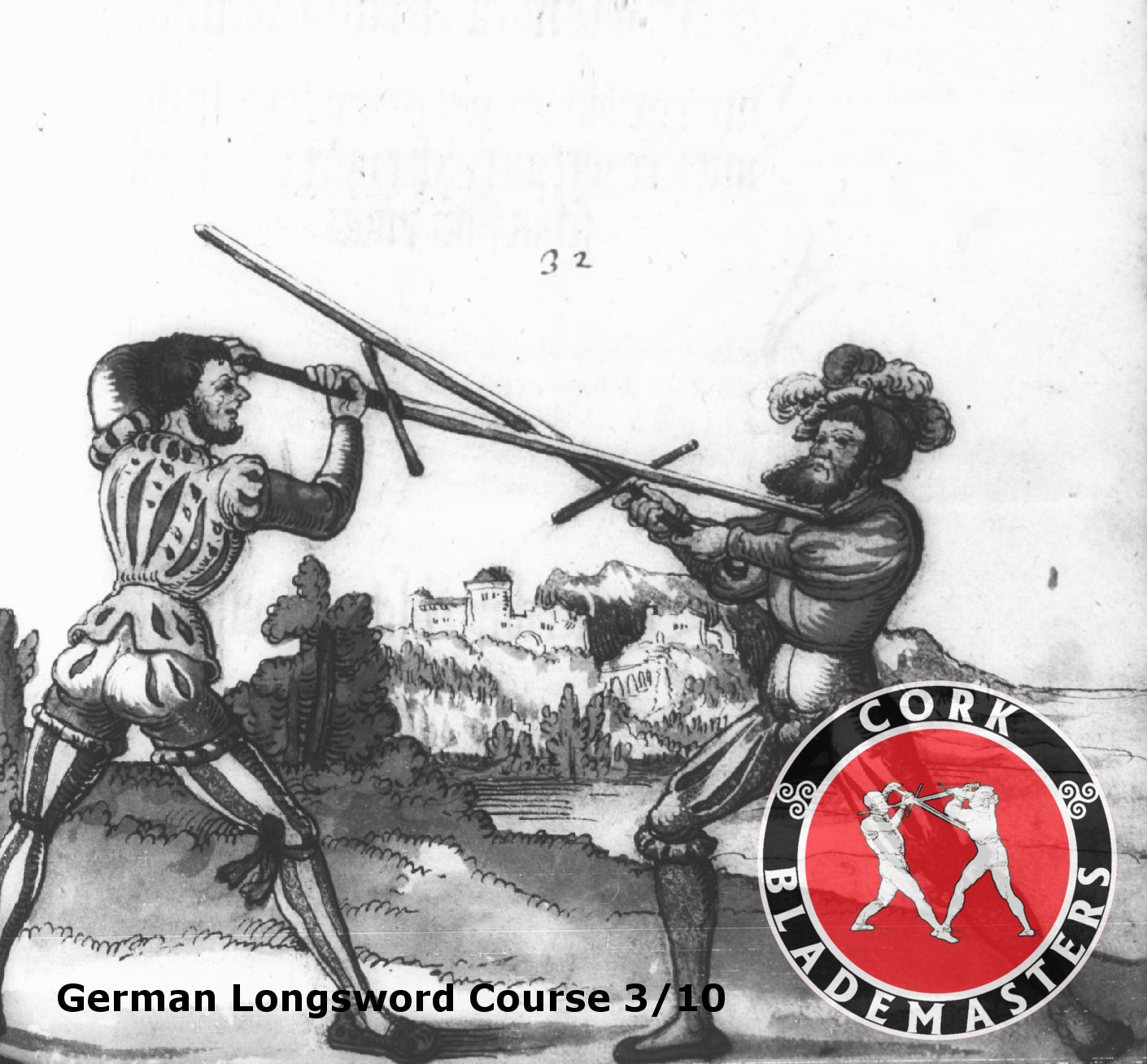 German Longsword Course 3/10 – Mon 30/04/2018