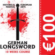 German Longsword Course
