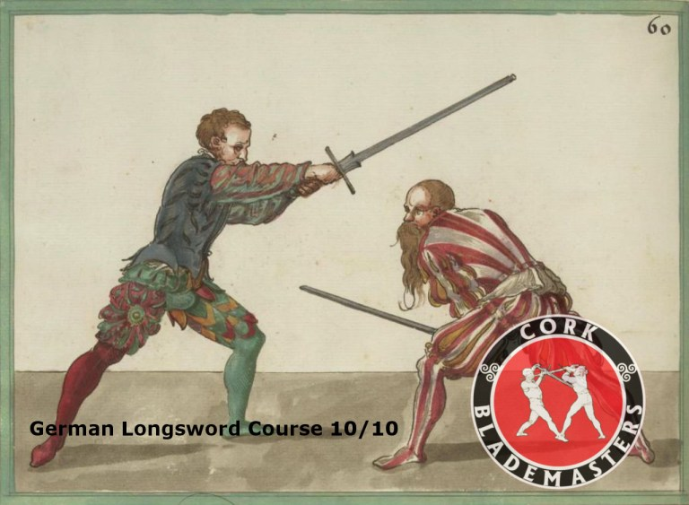 German Longsword Course 10/10 – Mon 18/12/2017