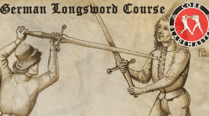German Longsword Course 2/10 – Wed 03/07/2019
