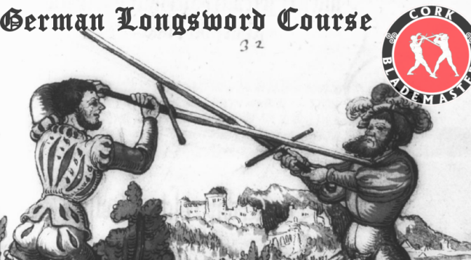 German Longsword Course 3/10 – Wed 10/07/2019