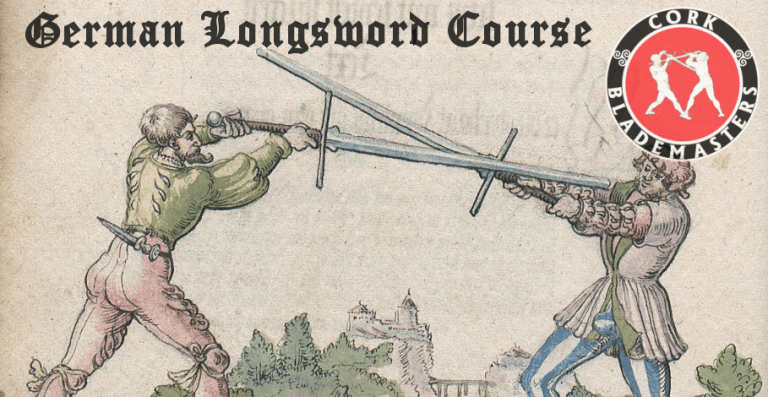 German Longsword Course 4/10 – Mon 14/05/2018