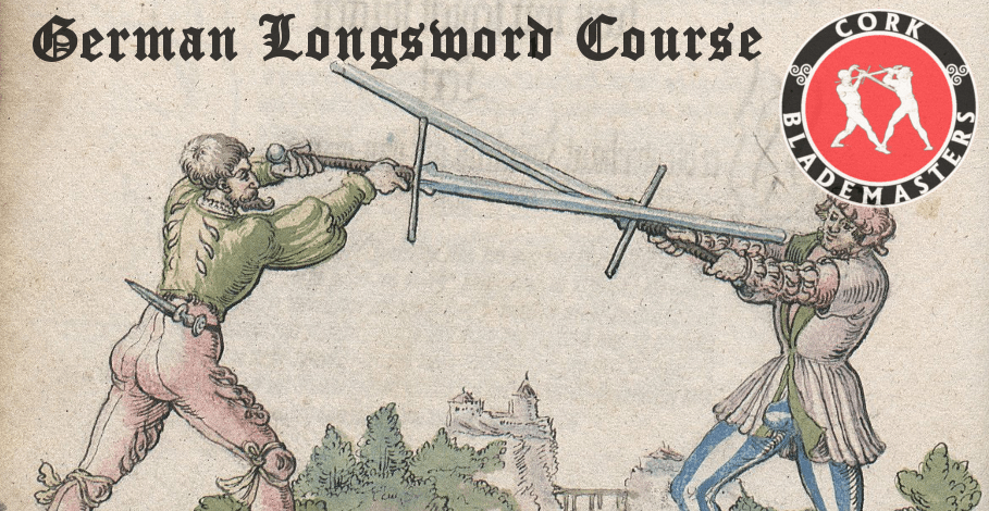 German Longsword Course 4/10 – Wed 12/08/2020