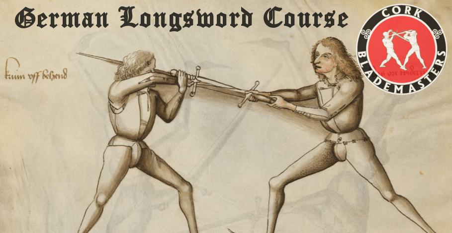 German Longsword Course 5/10 – Mon 07/10/2019