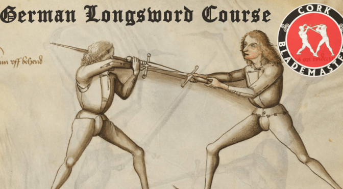 German Longsword Course 5/10 – Mon 07/10/2019