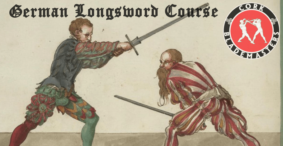 German Longsword Course 10/10 – Mon 09/07/2018