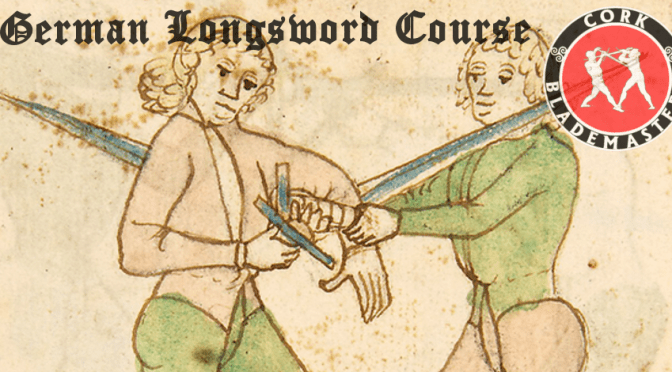 German Longsword Course 8/10 – Mon 18/06/2018
