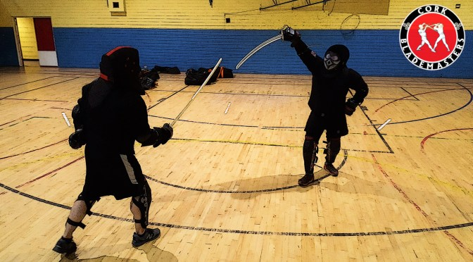 Coached Sparring: Sabre – Sun 12/05/2019