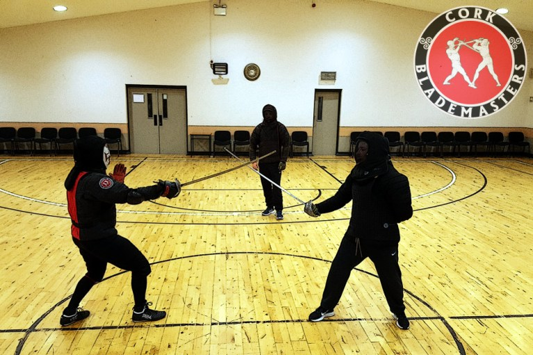 Coached Sparring: Sabre – Thu 23/01/2020