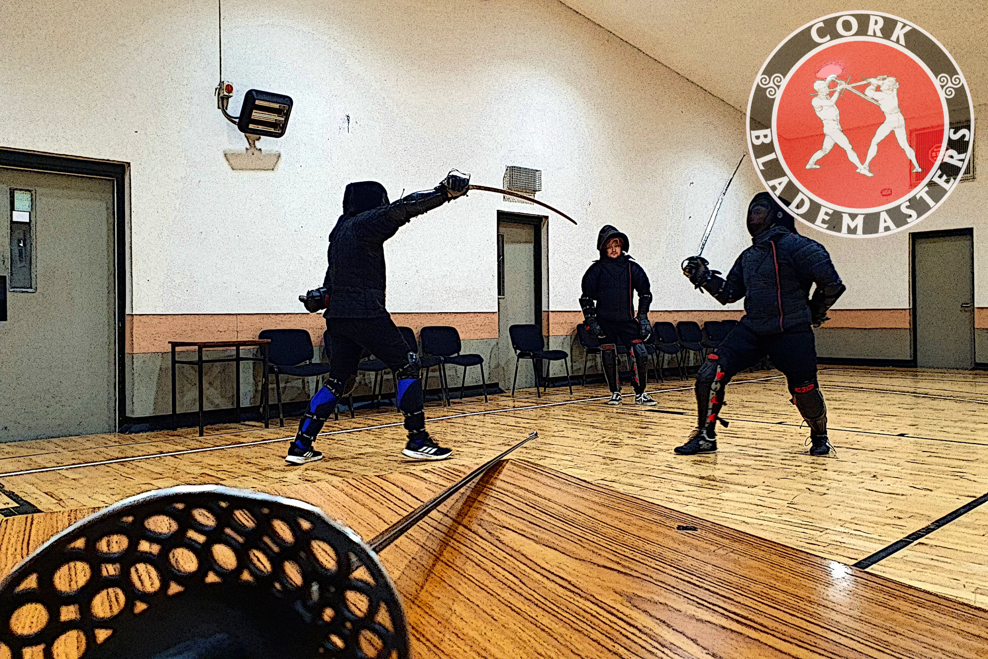 Coached Sparring: Sabre – Thu 20/08/2020
