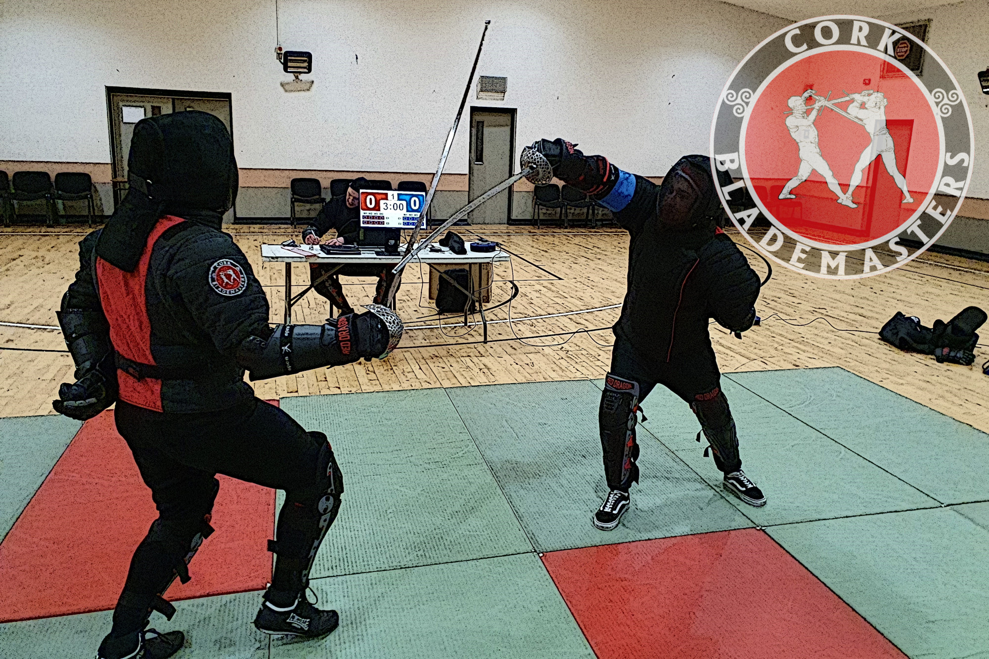 Blademasters League: Sabre – Wed 26/02/2020