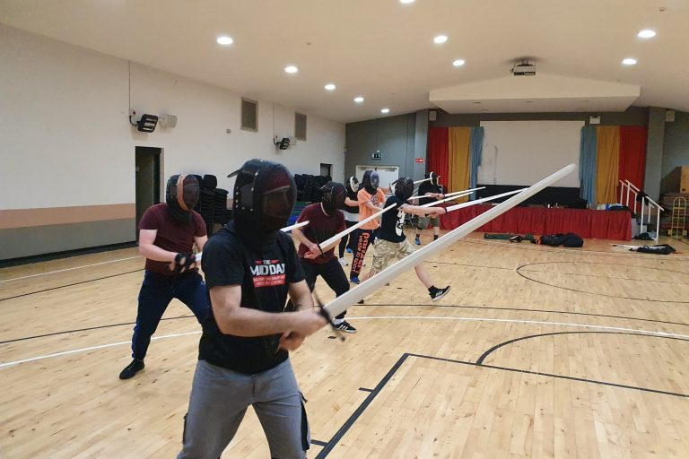 Beginners Longsword Workshops!