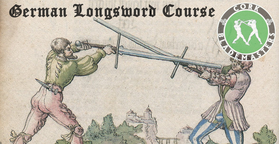 Read more about the article German Longsword Course Limerick 4/10 – Tue 05/10/2021
