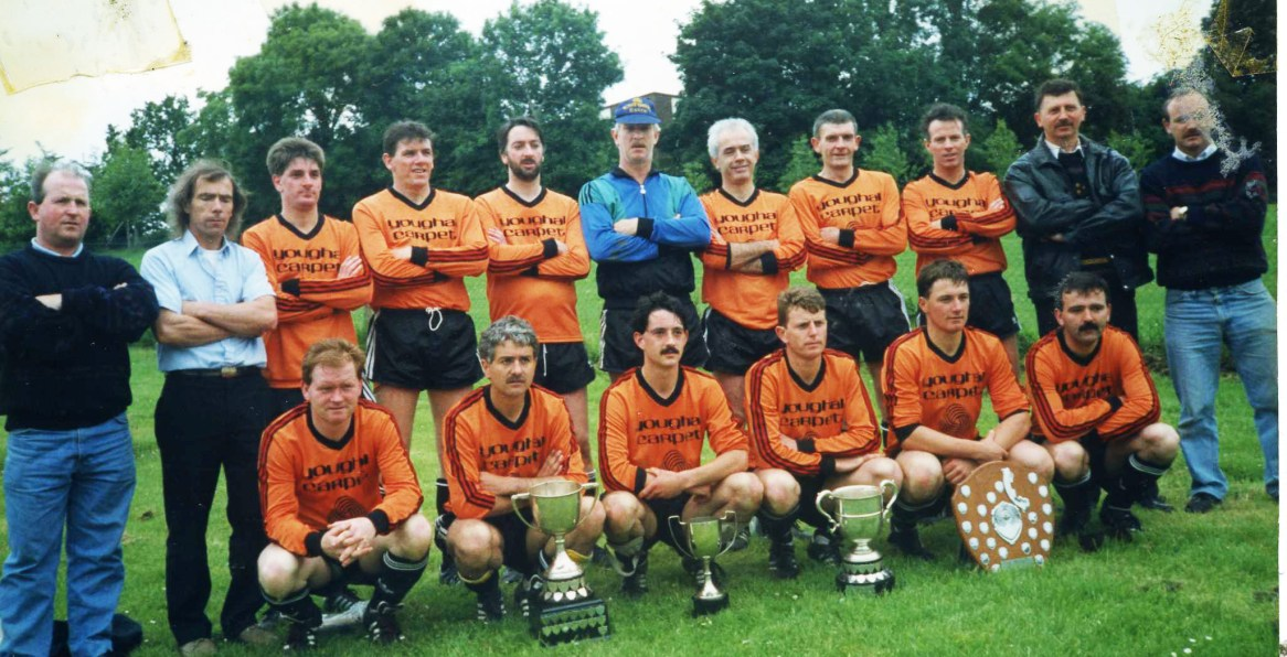 Youghal Carpets - four trophy photo