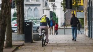 Cork safety bike cycling help city county fun happy