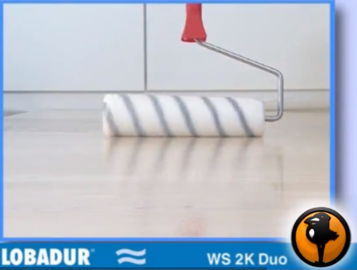 How To Apply Water Based Polyurethane With A Roller