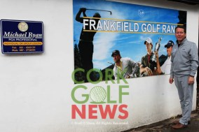 David Ryan from Frankfied Golf Academy. Picture: Niall O'Shea