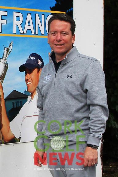 Michael Ryan, Frankfield Golf Academy. Picture: Niall O'Shea