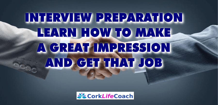 interview preparation cork interview training cork