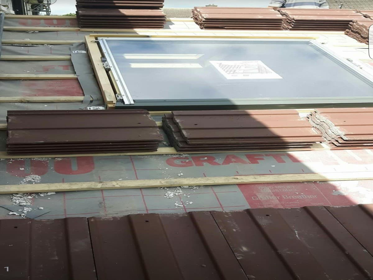 Roofing Extension in Cork