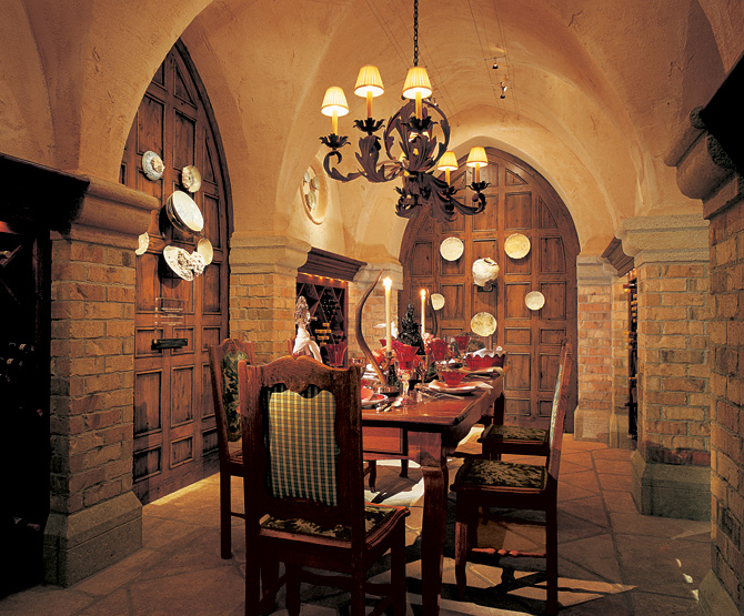 Wine Cellar Weekly Living spaces  Corks and Caftans