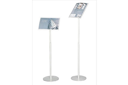 Swift Display System with Pixquick Brochure Holders