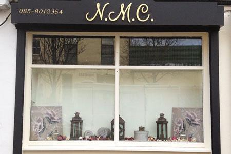 NMC Raised Lettering