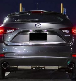 plan ahead for future corksport mods with the 80mm exhaust upgrade  [ 1200 x 675 Pixel ]