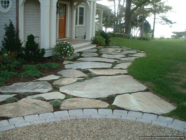 hardscape & stone projects corliss