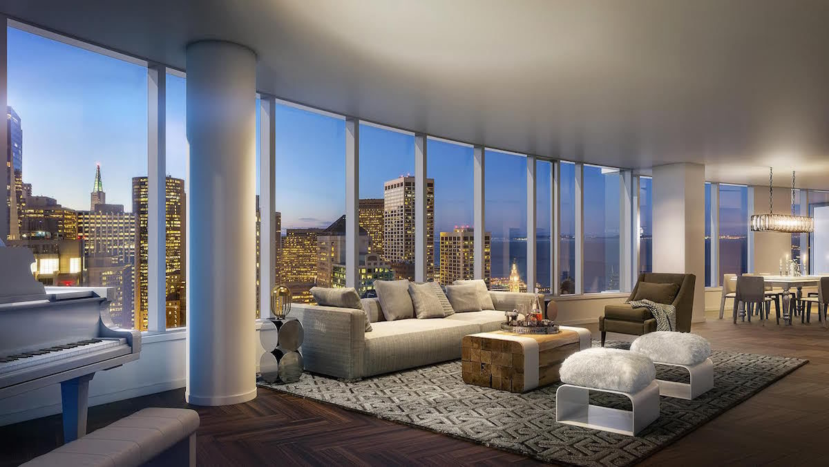 Das Beste Most Expensive Penthouses In The World San Francisco I In Diesem Monat