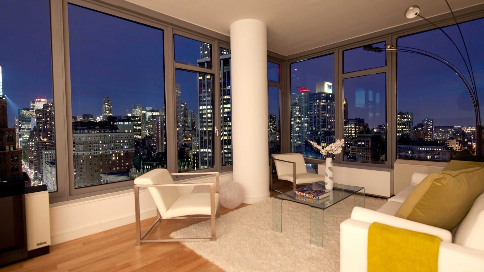 Das Beste Beatrice Apartments Living Room With View Nyc In Diesem Monat