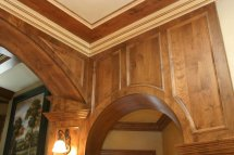 Custom Trim And Millwork Makes House Home