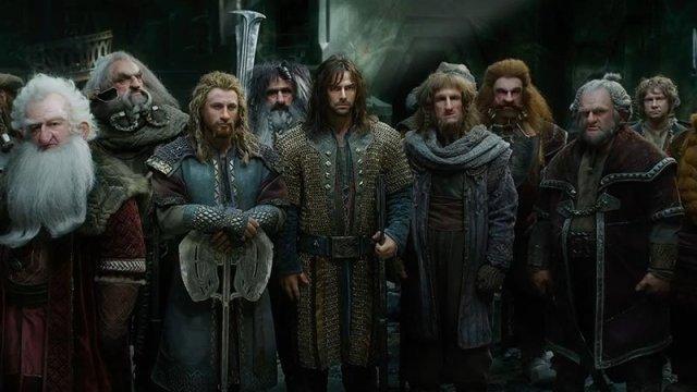 Hobbit: Az öt sereg csatája