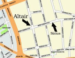 Sirius és Altaire