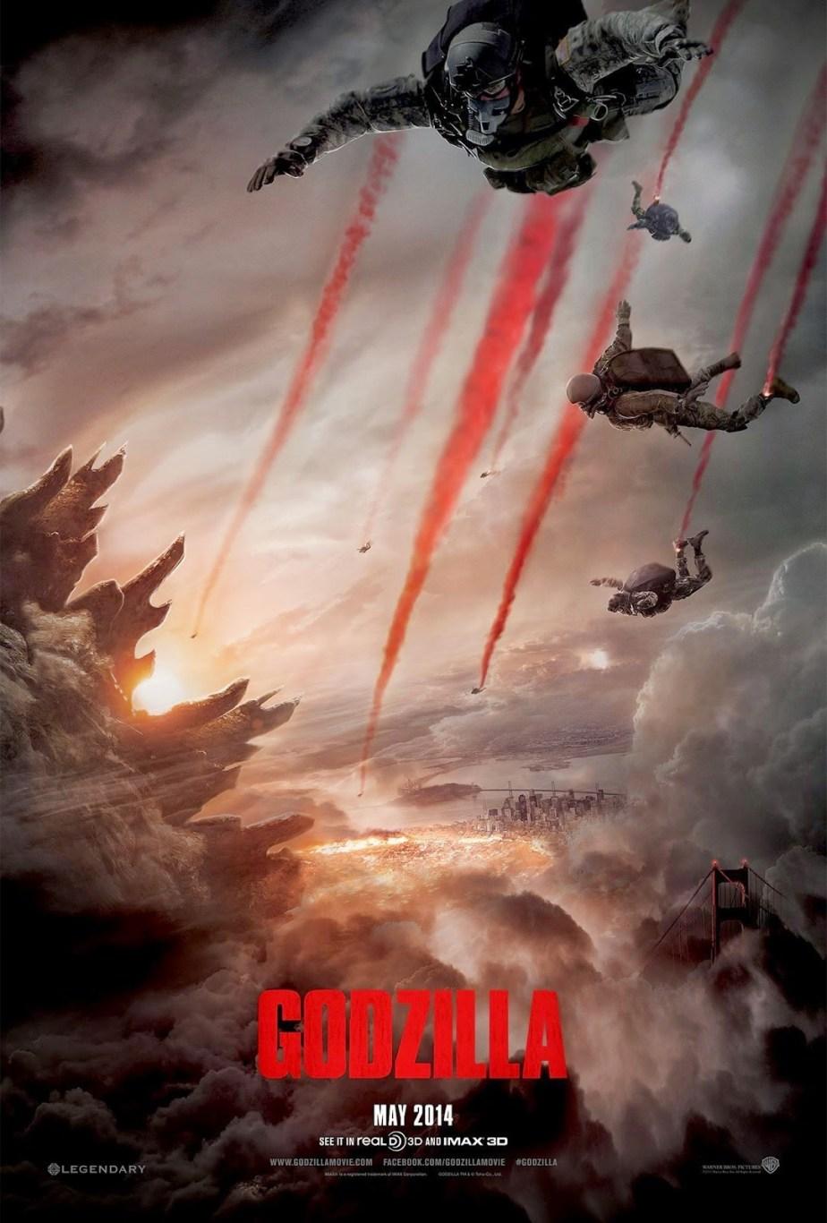 Godzilla - Dublado