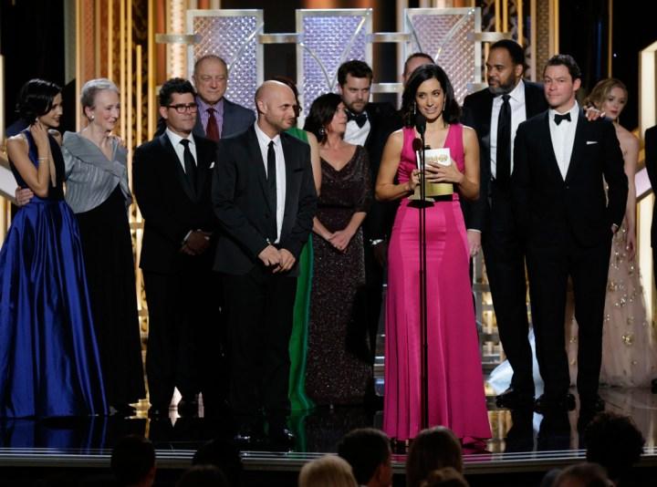Golden Globe - 2015