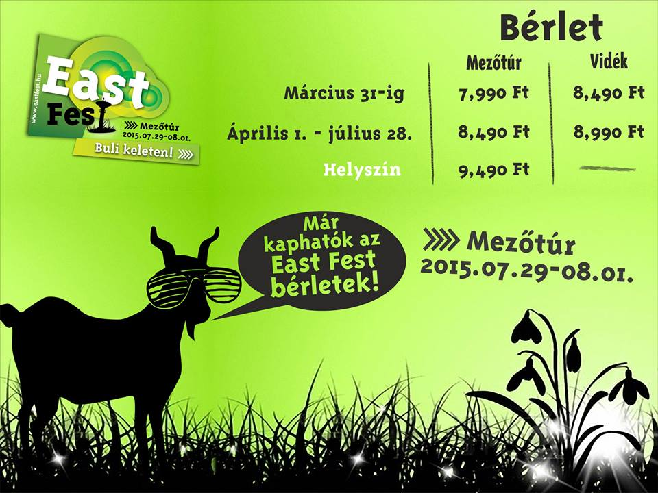East Fest 1