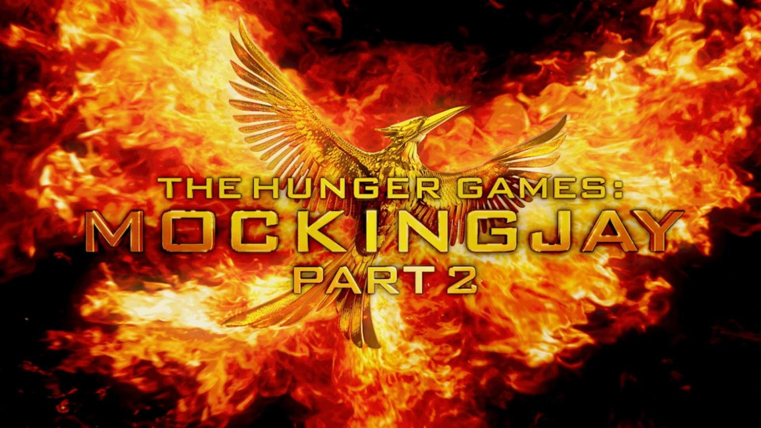 The Hunger Games – Mockingjay Part 2 – az első teaser poster