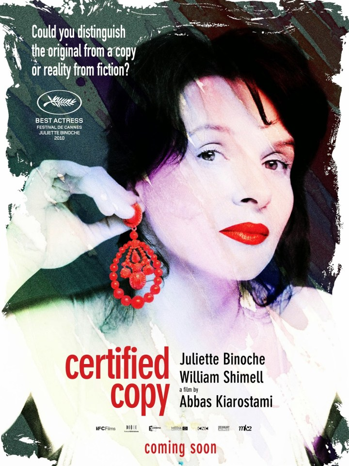 CERTIFIED COPY - American Poster 1