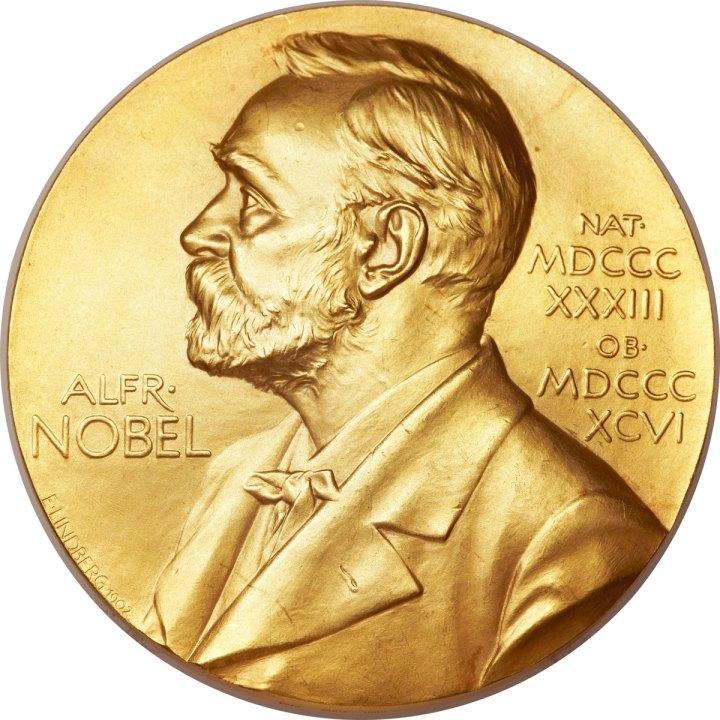 Francis H. C. Crick Nobel Prize Medal