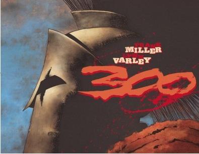 Frank Miller: 300. Forrás: Szukits Kiadó.