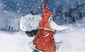 Tolkien Karácsonyi levelek. Forrás: Magvető kiadó