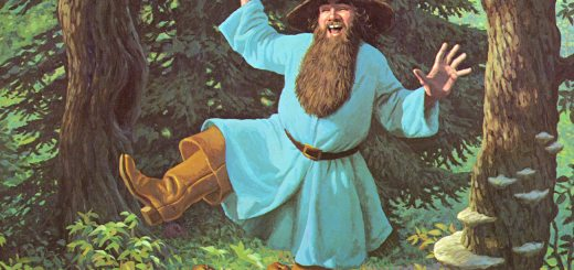 Tom Bombadil by the Hildebrandt brothers.