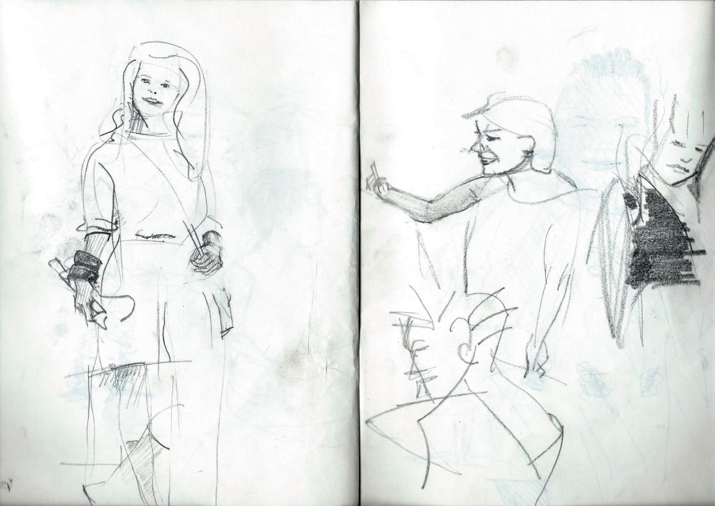 Realistic graphite pencil sketches thumbail