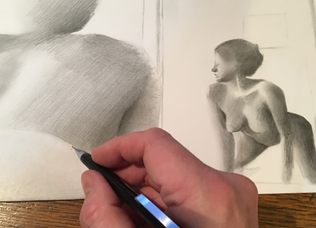 Work in progress on In Hoc Signo - 14-10-19