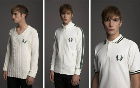 oki-ni - fred perry - limited collection