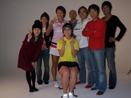 Akiko Morigami - Fila s/s 08shoot