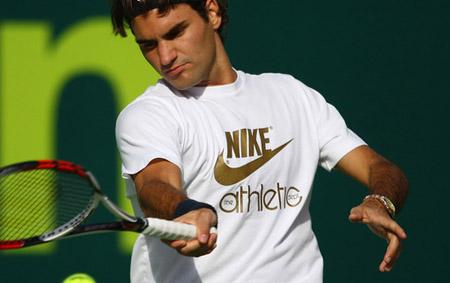 Roger Federer - Qatar 2009