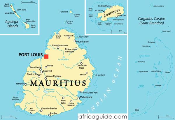 TED talk at ALU Mauritius Cornelia Principal